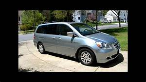 2005 Honda Odyssey Ex  Minivan Tour