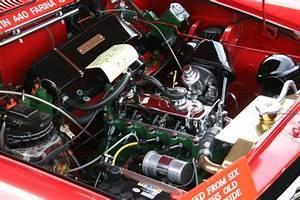 Classic Car Show At Burton Constable Hall