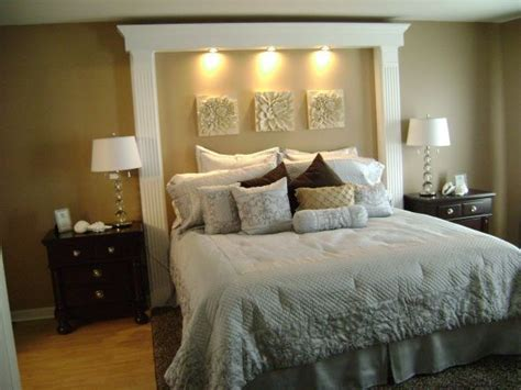 How To Make A King Size Headboard by 20 Stunning King Size Headboard Ideas Bedroom Ideas
