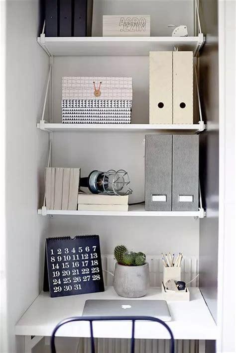 bureau pour petit espace conseils pour petit bureau