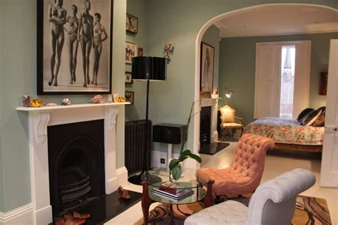 Decorating Ideas Terraced Houses by A Striking Terraced House Finished With Stylish