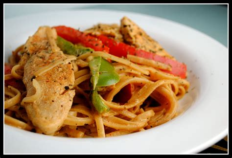 Money Matters Cajun Chicken Pasta
