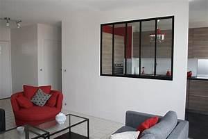 Appartement F2 Définition : r novation appartement f2 60m andr sy yvelines 78 ao design ~ Melissatoandfro.com Idées de Décoration