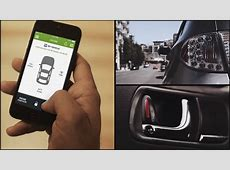 DroneMobile Smartphone Car Control and Tracking Solution