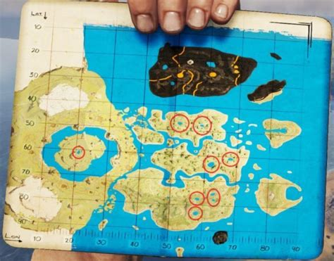 metal crate ark survival evolved the center map caves locations map