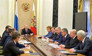 Meeting with permanent Security Council members ...
