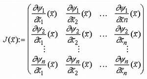 Jacobi Matrix Berechnen : 7 worauf mu man bei numerischer integration achten ~ Themetempest.com Abrechnung