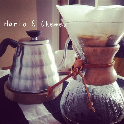 kettle chemex match perfect maker coffee hario