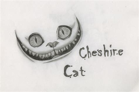 cheshire cat drawing xxsoulsurvivorxx   jul