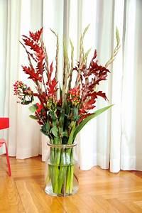 Blumenzwiebeln Im Glas : herrliche herbststr u e mit blumen bl ttern und beeren ~ Markanthonyermac.com Haus und Dekorationen