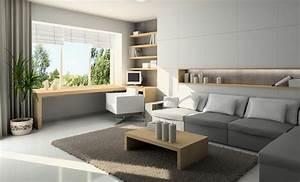 les meilleurs styles de deco pour un salon trouver des With couleur tendance deco salon 6 deco bureau moderne