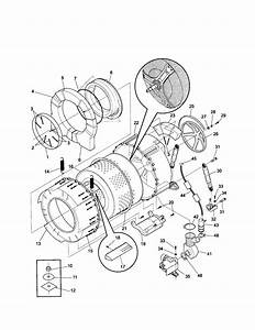 Kenmore Elite Front Load Washer Parts Manual
