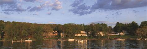 Boat Rentals Lake Wallenpaupack Pennsylvania by Lake Wallenpaupack Hotels Waterfront Resort Silver Birches