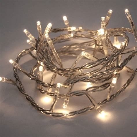 battery operated led fairy lights by little red heart notonthehighstreet com