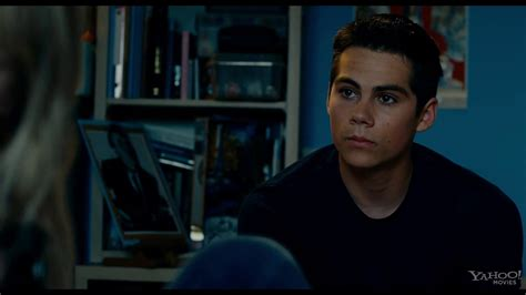 dylan o\'brien quotes the first time
