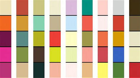 color concept theory of colour aesthetic concept interior design and