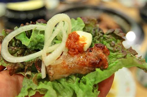cuisine but koreal youull sle a variety of foods including barbecue