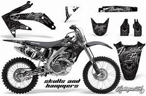 huntington ink motocross graphic sticker kit honda mx With honda 150 dirt bike