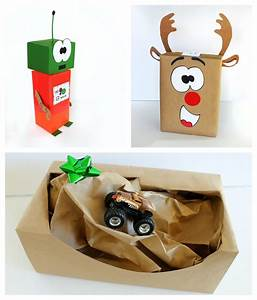 Creative Gift Wrapping Ideas for Kid's Presents - Growing ...