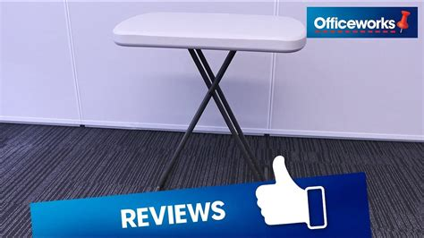 Lifetime Personal Folding Table Overview