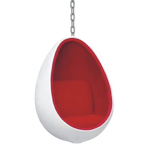 egg shaped hanging chair ikea hanging egg chair accent chairs at hayneedle