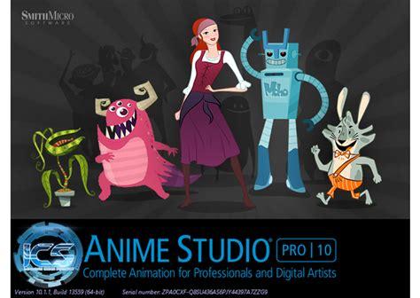 anime studio crack 32 bit smithmicro anime studio pro 10 1 1 build 13559 full
