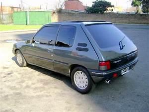 Gevraagd  Peugeot 205 1 4 Xs Gris Magnum M1ta Bj 91   92