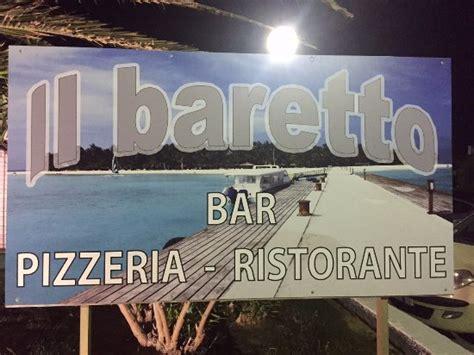 pizza in porto recanati insegna esterna ristorante picture of il baretto