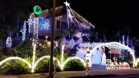 waikele christmas lights honolulu hawaii wow youtube