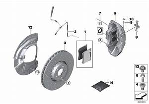 Bmw X5 Repair Kit  Brake Pads Asbestos