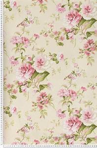 Papier Peint Grosses Fleurs : papier peint petites fleurs vintage wallpapers annees ~ Dode.kayakingforconservation.com Idées de Décoration