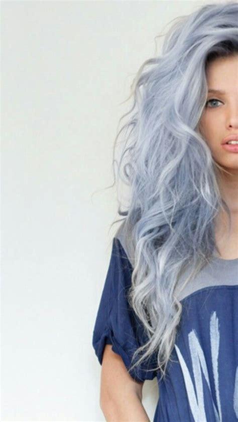 images  grey purple hair  pinterest grey