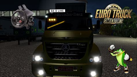 Volante Driving Gt by Mercedes Bens Atron Volante Driving Gt Truck