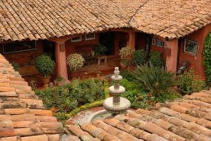 hacienda courtyards photo gallery ajijic hacienda courtyard flickr photo