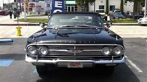 1960 Chevrolet Impala Convertible Frame Off Custom Audio
