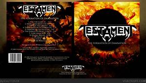 Testament - The Formation of Damnation Music Box Art Cover ...