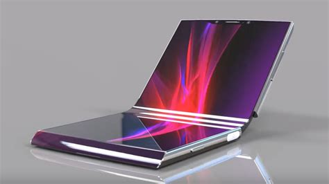 sony xperia folding phone video youve
