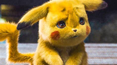 Detective Pikachu Trailer (2019)