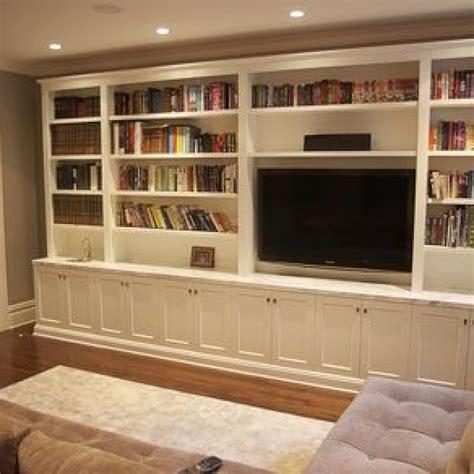 diy mid century modern tv console wall shelves built in wall shelving units built in wall