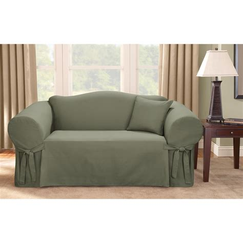 sure fit sofa covers sure fit logan sofa slipcover 292830 furniture covers