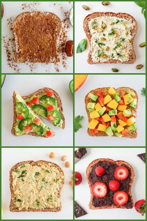 toast recipes toast recipes creative and healthy toast recipes one ingredient chef