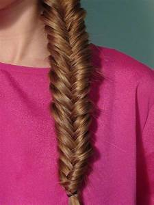 Fishtail Braid Tutorial | Tasha Farsaci - YouTube