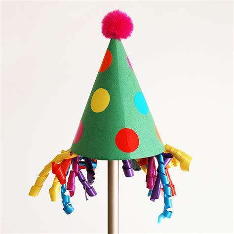 clown hat crafts craft ideas firstpalette