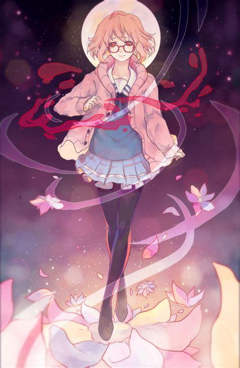 kuriyama mirai kyoukai  kanata zerochan anime image board