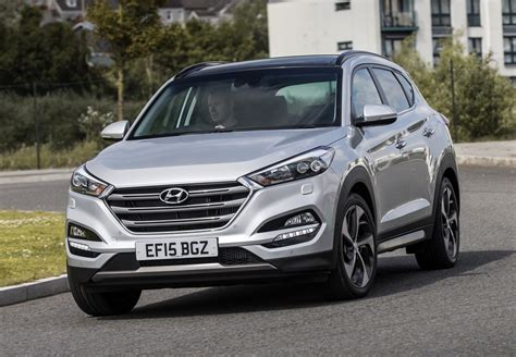 How Much Is A Hyundai Tucson by Hyundai Tucson Estate Review 2015 Parkers