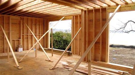 how to frame a floor custom home framing 2nd floor