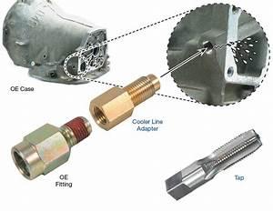 Sonnax Cooler Line Repair Kit