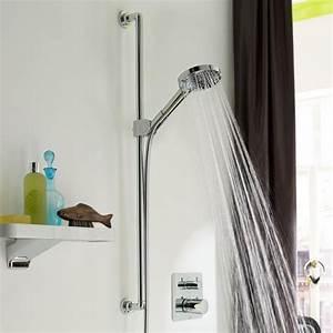 Raindance Select S 120 : axor citterio shower set with raindance select s 120 3jet hand shower uk bathrooms ~ Watch28wear.com Haus und Dekorationen