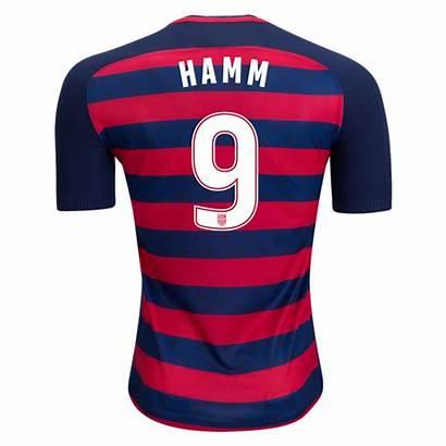 Jersey Mia Hamm Usa Soccer Cup Shirts