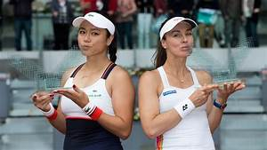 Hingis and Chan, queens of the doubles - Mutua Madrid Open ...